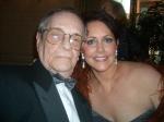 Paul Trueblood and Margie Seides